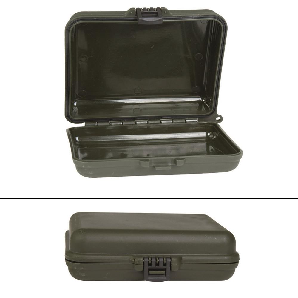 MIL-TEC Πλαστικό Κουτί Χακί 12 Χ 9 f2b37294714