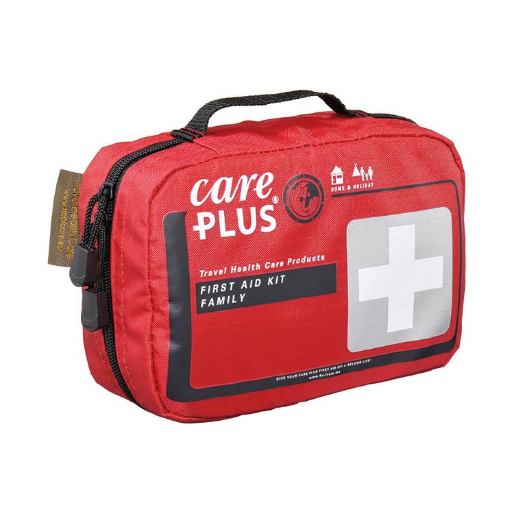 Care Plus Family Κιτ Α' Βοηθειών για Οικογένειες