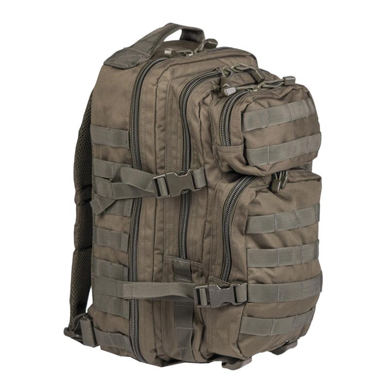 MIL-TEC Σάκος Πλάτης Assault SM Tactical 20 Λίτρων - Χακί 878b7656298