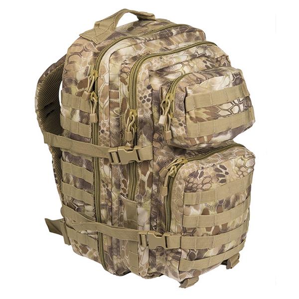 MIL-TEC Σάκος Πλάτης Assault LG Tactical 36 Λίτρων - Παραλλαγή Mandra Tan fe998984e96