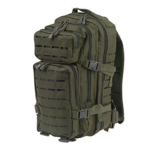 MIL-TEC Σάκος Πλάτης Laser Cut Assault SM Tactical 20 Λίτρων - Χακί ec882072213